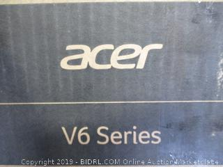 ACER V6 SERIES TV