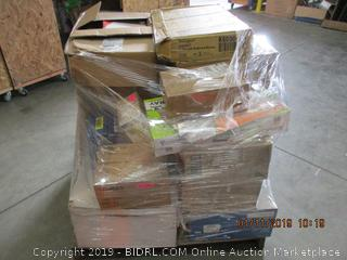 MISCELLANEOUS PALLET AUCTION