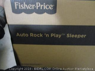 Fisher Price Auto Rock 'n Play Sleeper