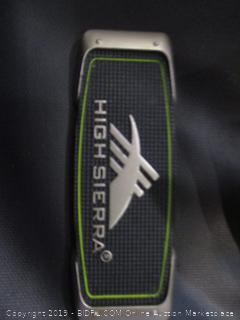 High Sierra Pro Series Adjustable Wheeled Ski/Snowboard Combo