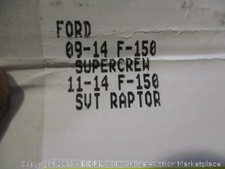 Supercrew Raptor Wind Deflector
