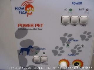Fully Automated Pet Door