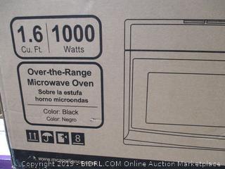 Over Range Microwave - Magic Chef MCO165