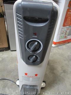 Oil Filed Electric Space Heater