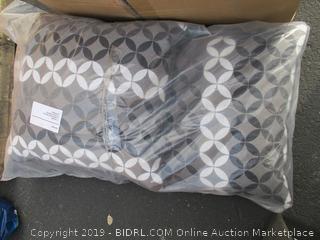 3 Accent Pillows