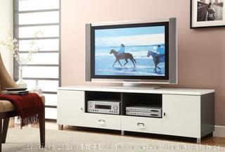 Coaster TV Stand (700910)