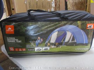 10 Person Freestanding Tunnel Tent