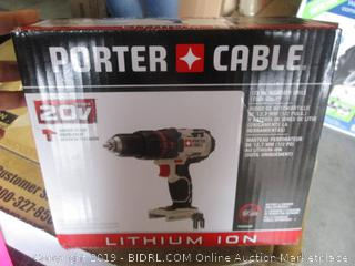 Porter Cable 1/2 inch Drill/Driver Kit
