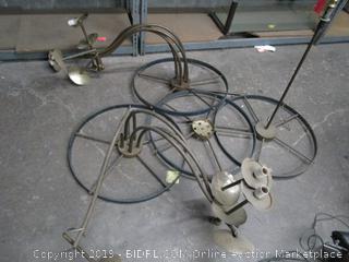 Light Fixture Parts   damaged