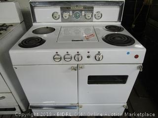 RCA Estate Stove Vintage See Pictures
