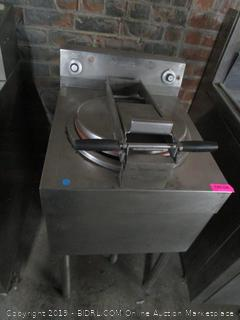 Winston Collectomatic Pressure Fryer
