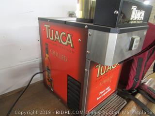 Tuaca Liquore Italiano Chilled Powers On