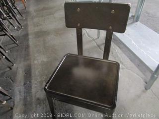 Simon Steel Cafe Chair