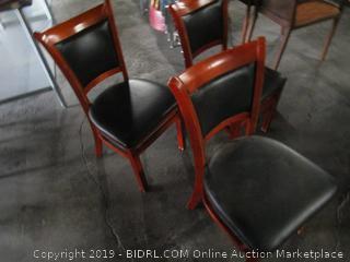 3 Chairs Damaged