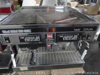 UNIC Twin DIVA illy Espresso Machine