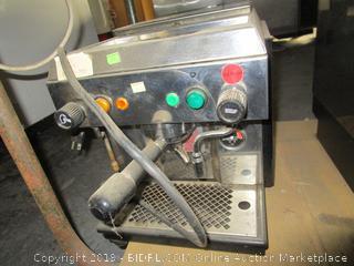 G.Bezzera Espresso Machine Powers On