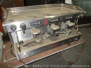 Magestic Espresso Machine