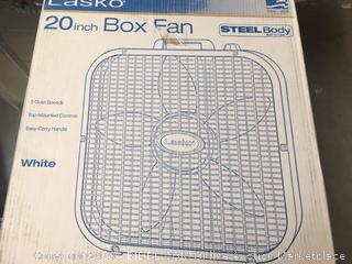 """Lasko 20"""" Box Fan"""
