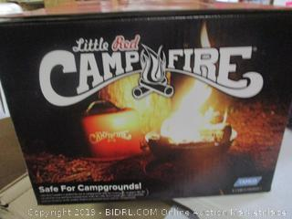 Little Red Camp Fire Sealed