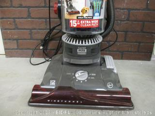 Hoover Max Pet Upright Vacuum
