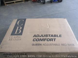 Adjustable Bed Base Size Queen