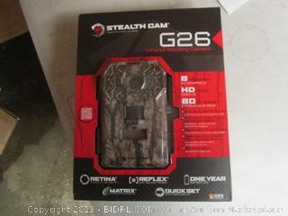 StealthCam G26 Infrared Scouting Camera