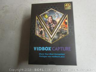 VidBox Capture UVC Game Capture Device