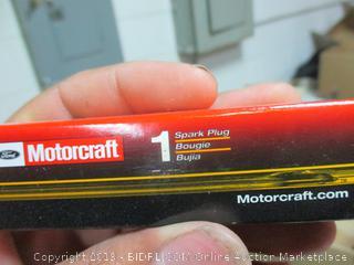 Motorcraft spark plug