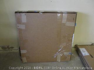 Edgeband Table Incomplete Set , Box Damaged