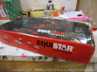 EquiStar Footwear Boots See Pictures  Ladies 9.5
