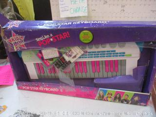 Kidz Bop Pop Star Keyboard