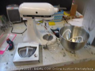 Kitchen Aid Stand Mixer In Box