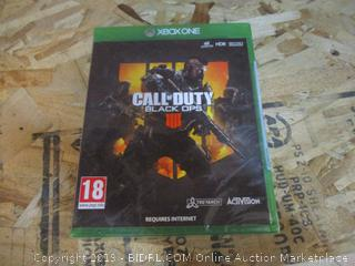 XBOXONE Call of Duty Black Ops