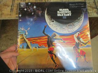 Herbie Hancock Sextant Vinyl