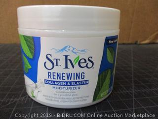 St Ives Renewing Collagen & Elastin Moisturizer