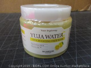 Yuja Water Vita Boosting Face Mask