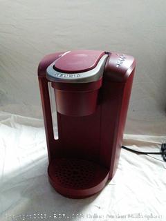 Keurig K-Select Single Serve K-Cup Pod Coffee Maker, - used