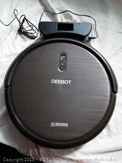 DEEBOT N79S Self-Charging Robot Vacuum Cleaner - used
