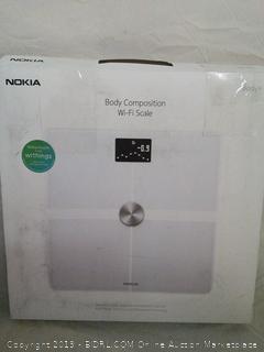 Nokia WiFi Scale - powers on