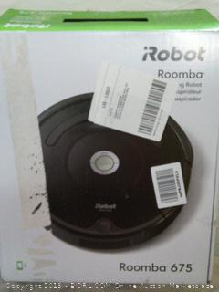 Rooma Robot 675 - powers on - used
