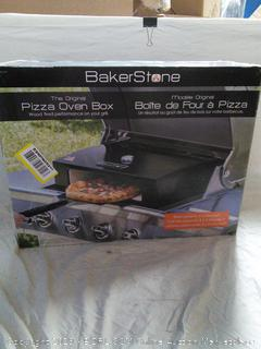 Bakers Stone Pizza Oven