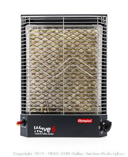 Camco Olympian Wave-6 6000 BTU LP Gas Catalytic Heater (Online $248.00)