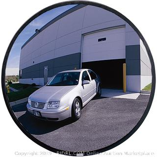 See All Outdoor Convex Safety Mirror Model# PLX026 (Online $87.95)