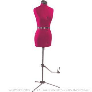 "Dritz ""My Double"" Dress Form Full Figure-C:45""-53"", W:38""-46"", H:47""-55"" (Online $199.99)"