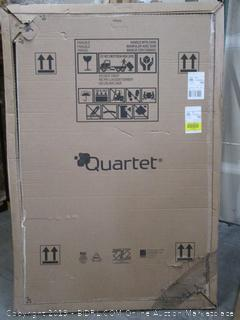 Quartet 6-foot x 4-foot Magnetic Whiteboard