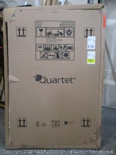 Quartet 6-foot x 4-foot Magnetic Whiteboard (just one; not 2)