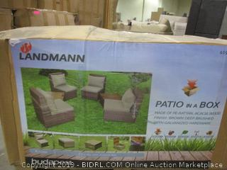Landmann Patio in a Box