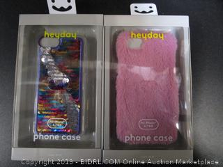 Heyday iPhone 6/7/8 Rainbow Sequin Phone Case
