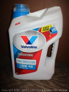 Valvoline Conventional Daily Protection SAE 10W-40 Motor Oil