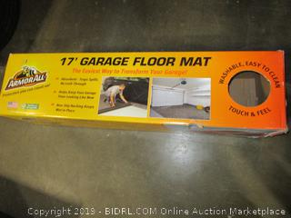 17' Garage Floor Mat